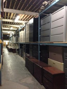 Lots & Lots of Office Filing Cabinets