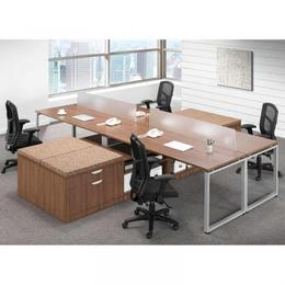 New Benching/Desking Systems by PCF