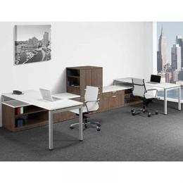 New Elements Plus Desking Series