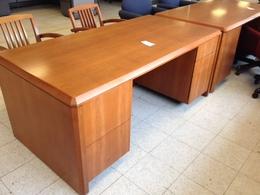 NICE Cleator Desk Credenza Sets
