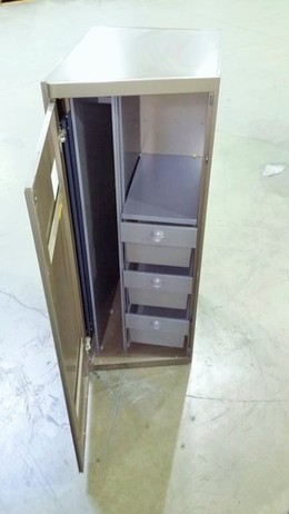 Functional Cabinets in Office or Home