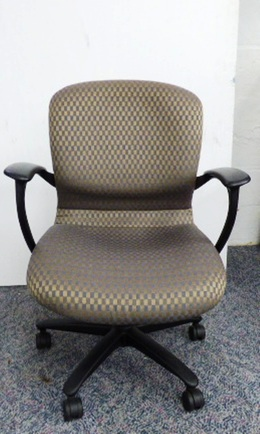 haworth improv series m211 desk chair preown