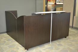 Cherryman Verde Reception Station