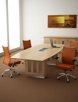 New 14' Conference Table