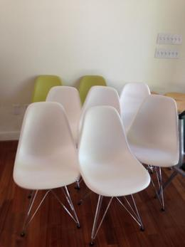 Herman Miller Vitra Eames Chairs