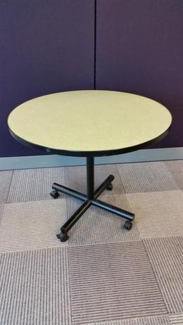"Versteel Mobile Tables--36"" Round"