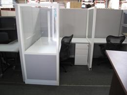 Kimball 5X5 Cubicles