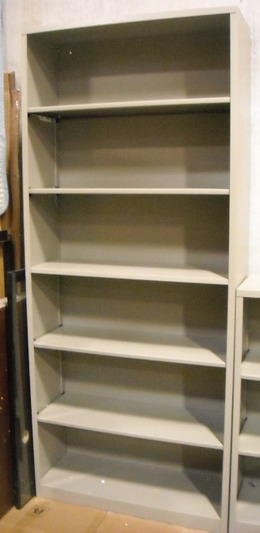 HON Metal Bookcases