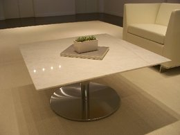 Marble Reception Table