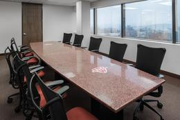 **Recycled Glass** 14' Conference Table