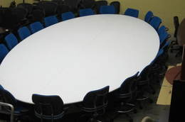 Conference Table by Infinite Dimensions