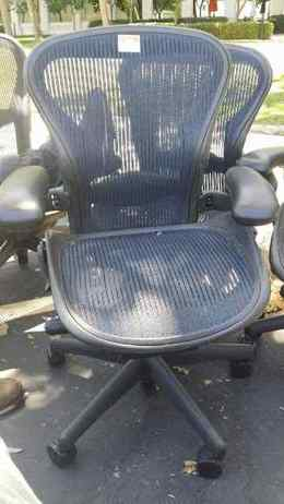 Herman Miller Aeron Task chairs