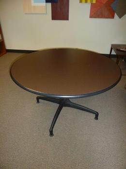 "Vecta 36"" and 48"" Round Tables"