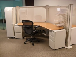 Herman Miller Resolve Workstations