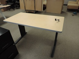 SIS Sit/Stand Table Desk