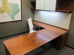 Darran L shape office suite