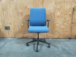 Steelcase Think chairs Blue!!