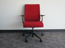 Steelcase Think Chair Red