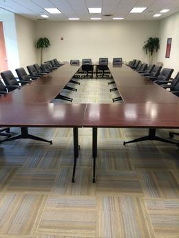 31'x10' Conference Table