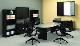 NEW 8' Racetrack Conference Tables