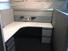 Used Knoll Currents & Morrison Workstations