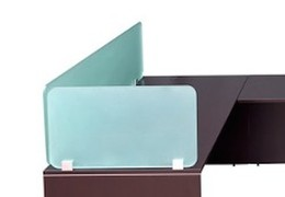 Customized Desk Top Dividers to Fit On Desk