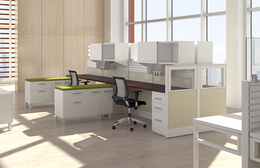 Contemporary Style New Workstations