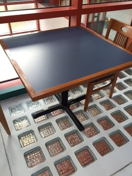 Falcon Cafe Tables