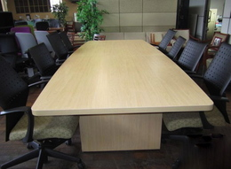 **NEW** 10' Maple Laminate Conference Table
