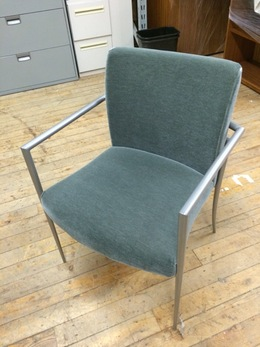 Harter Side Chair- Green