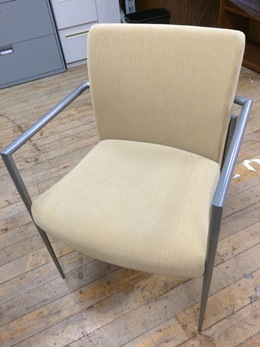 Harter Side Chair- Gold