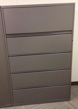 Herman Miller Meridian Lateral File