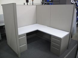 Steelcase Answers 5x6 Cubicles weave