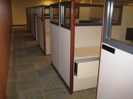 Cubicles With Glass