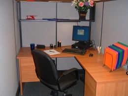 Friant 5 x 6 Workstations