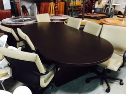 New Oval Conference Tables 6' - 14'