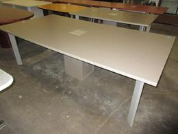 Haworth 8 foot conference table