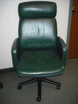Leather High Back Executive Conference Chair