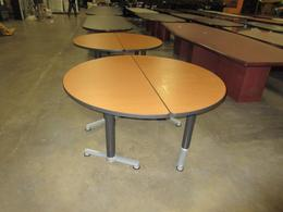 Haworth Modular tables