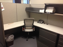 Pre-Owned Knoll Morrison Workstations