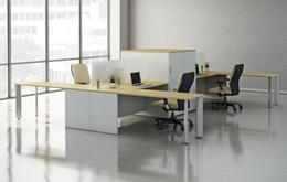 AIS Compete Plus Desks & Case Goods