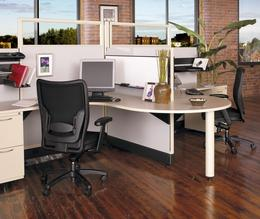 New AO2 Workstations - AIS Office Furniture