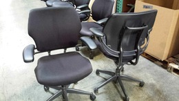 Used Humanscale Freedom Task Chairs