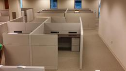 6x8 Teknion Cubicles