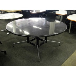Timeless Herman Miller Granite Table