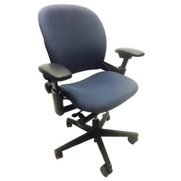 Steelcase Leap V1 (Jacks/Midnight)