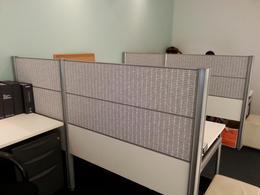 Acoustical Office Panels