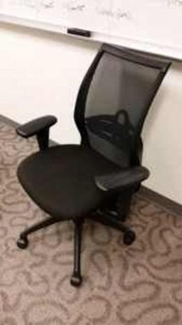 Haworth Tag Office Chairs