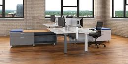 Modern Office Desks Adjustable Height