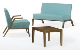 New Community Lounge Chairs, Benches & Tables